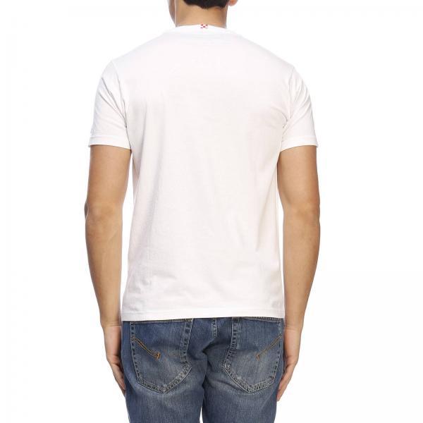 Maxi Mc2 T Tshirt Uomo Stampa Barth Killer BiancoMan shirt 01 Con Saint Series Kcl13TFJ