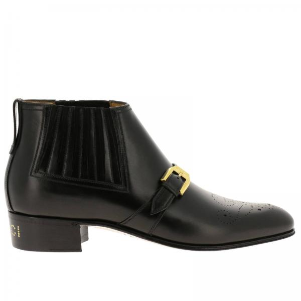 Bottines Gucci 563268 06F00