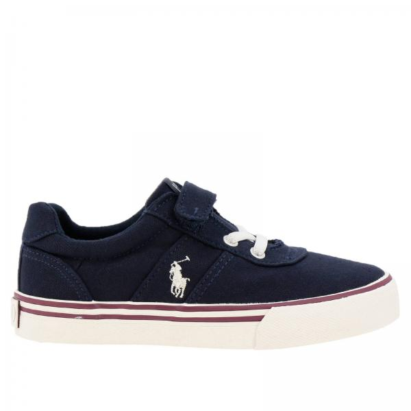 fe6e80f3f66 Polo Ralph Lauren Little Boy s Blue Shoes