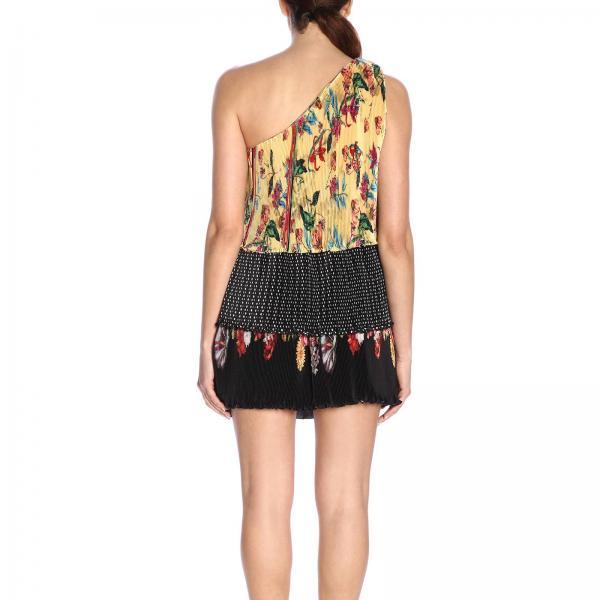 Primavera S19l17a751giglio Negro 2019 verano Mujer Lucille Vestido wqZ4TFSq