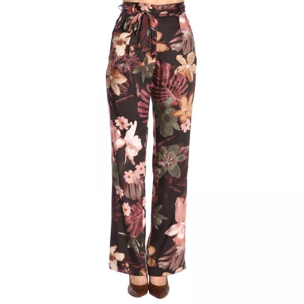 Trousers Michael Coal FANNY 3397