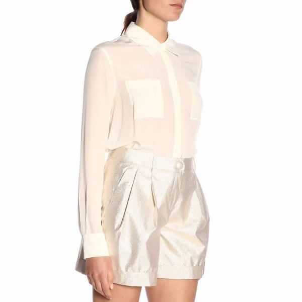 7312 Pinko Blanco Norinagiglio 2019 Camisa verano 1b13qe Primavera Mujer wIqBWcxgpf