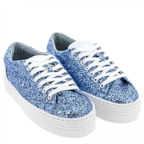 Zapatillas verano Azul 2019 Cf2325giglio Chiara Mujer Primavera Ferragni rwq1rTv