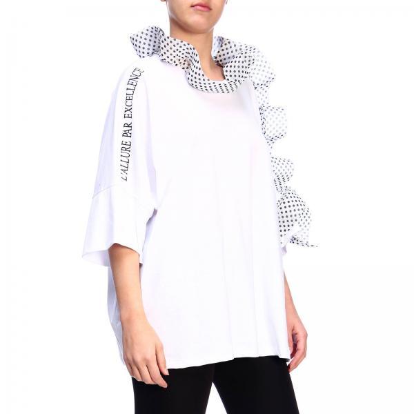 verano Camiseta Mujer S19l06t120giglio Lucille 2019 Primavera qqZ4Iwa