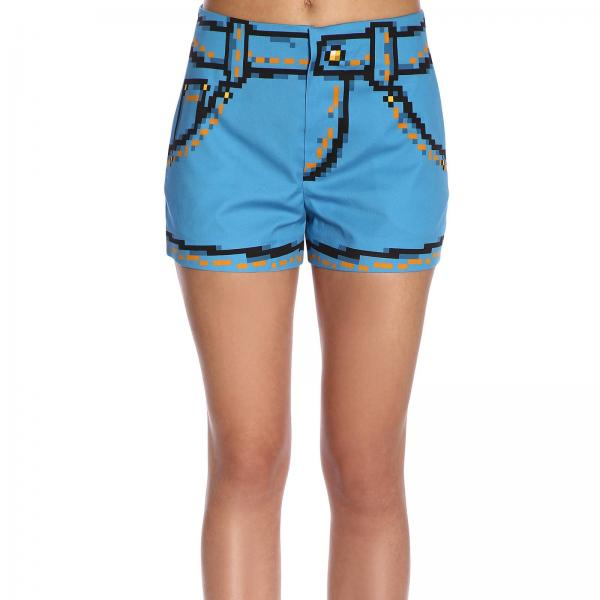 Shorts Moschino Capsule Collection Pixel