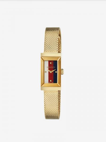 Orologio Gucci con cinturino in maglia milano