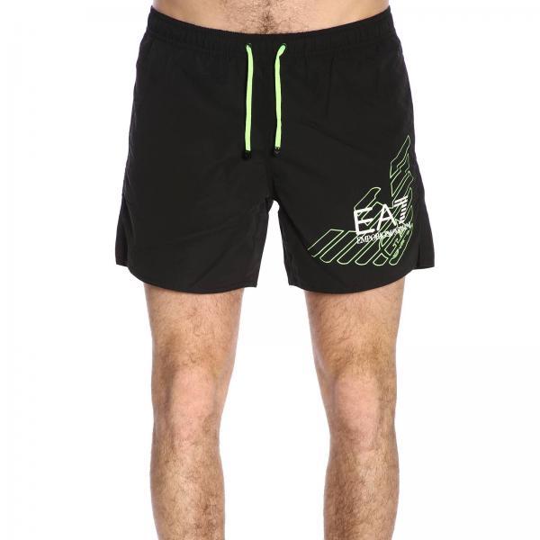 Шорты-бермуды Мужское Ea7 Swimwear