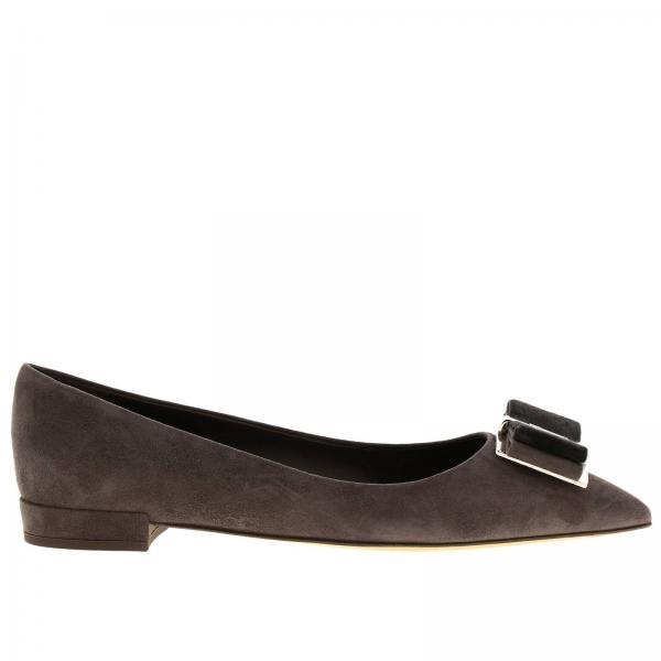 Ballet pumps Salvatore Ferragamo 01P335