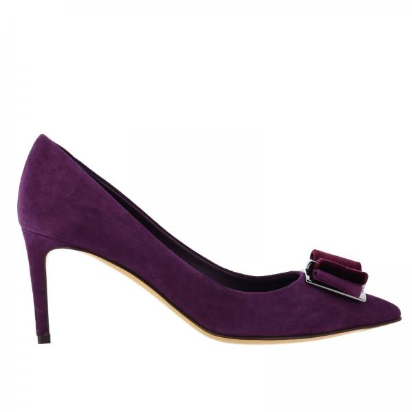 Court shoes Salvatore Ferragamo 01P337