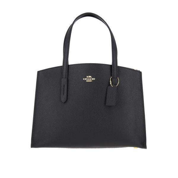 Charlie carryall shopping pelle