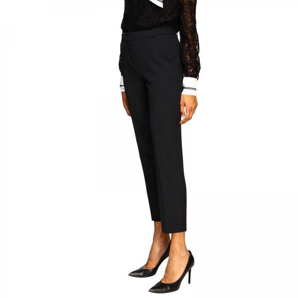 Donna Pantalone 1b149y 80 Crepe Slim PinkoBello 7210 trdBhCxQso