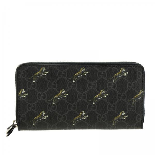 35ddcdb6825c Gucci Men's Black Wallet | Wallet Men Gucci | Gucci Wallet 575135 ...