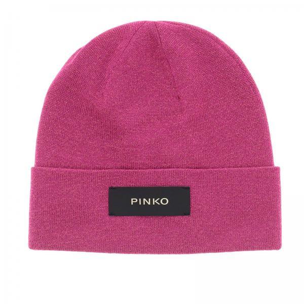 Bonnet Novecento 1 Pinko avec logo