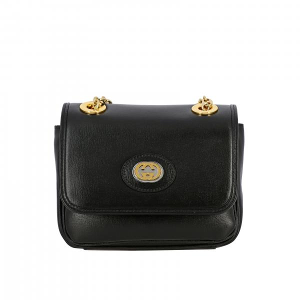 Borsa Marina mini Gucci in pelle