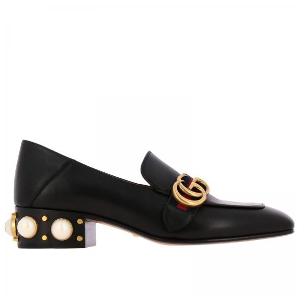 High heel shoes Gucci 423559 DKHC0