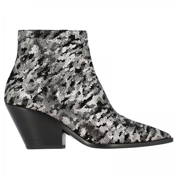 Heeled ankle boots Casadei 1Q662L0601 GALAC