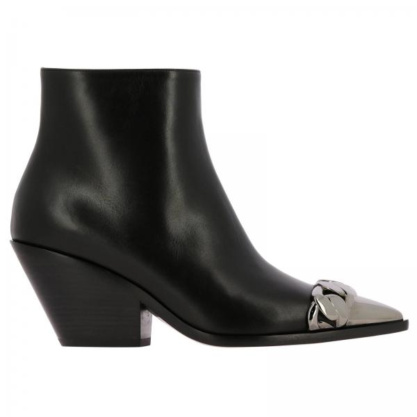 Flat ankle boots Casadei 1Q904N0601 C0006