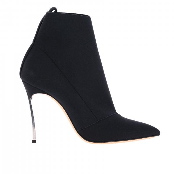 Heeled booties Casadei