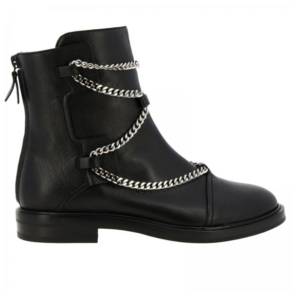 Flat ankle boots Casadei 1R109N0201 TANGO