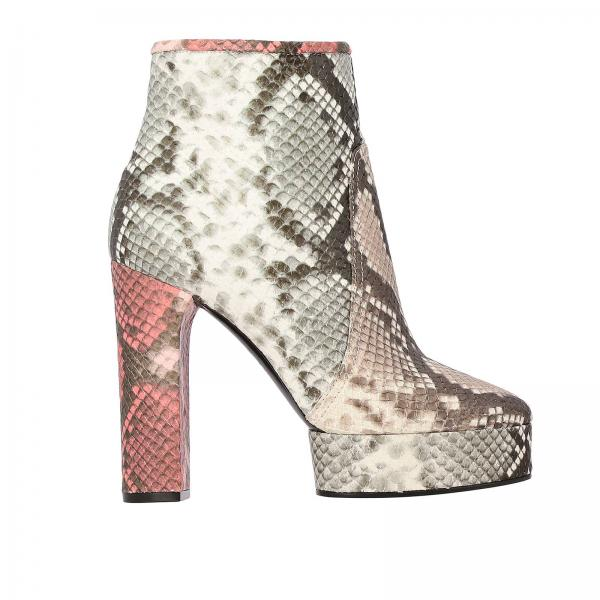 Heeled ankle boots Casadei 1Q971N1201 ZAMBE