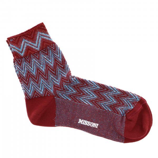 Chaussettes femme Missoni