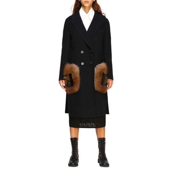 Cappotto Fendi