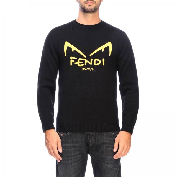 Sweater Fendi FZZ477 A8BG