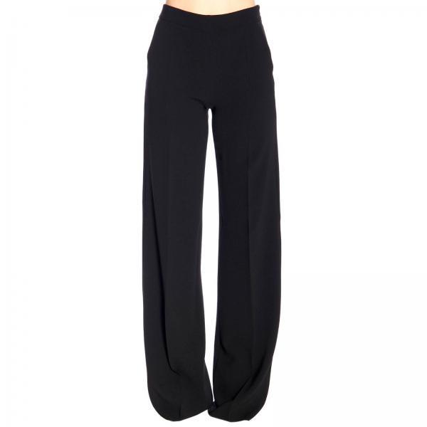 Pantalone Mosella Max Mara ampio classico a vita alta