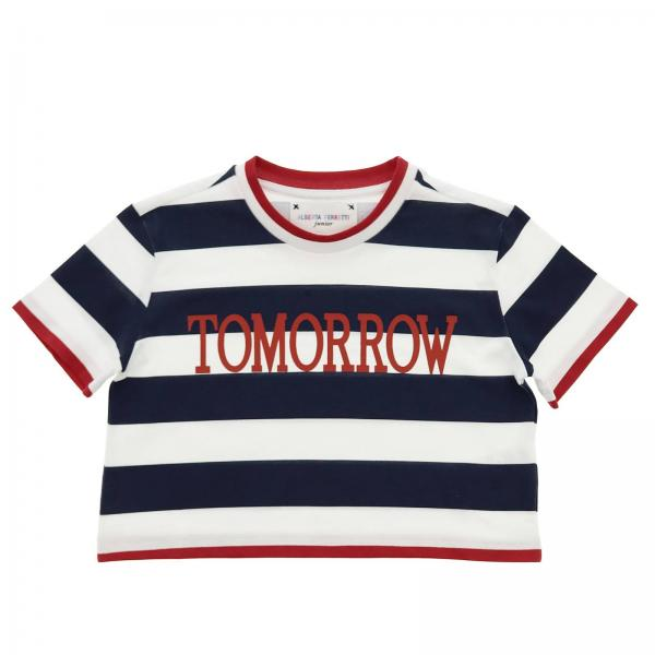 T-shirt Alberta Ferretti Junior 019304 060