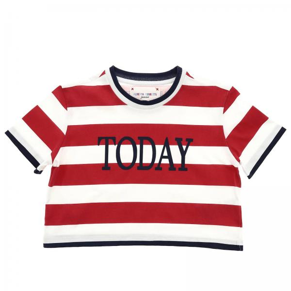 T-Shirt ALBERTA FERRETTI JUNIOR 019304 040