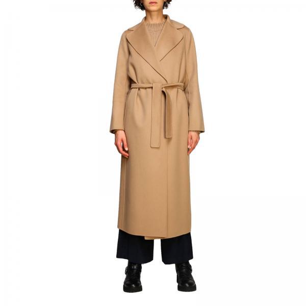 Poldo lana vestaglia con cintura