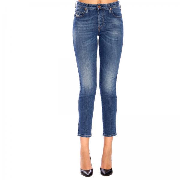 Babhila Regular Classic Stretch Jeans mit 5 Taschen