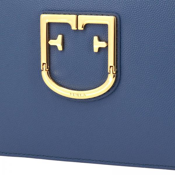 Donna Camera Logo Con Mini Pelle Bve2 Case New 1021628 PervincaBrava In Borsa Furla xWCBoerQd