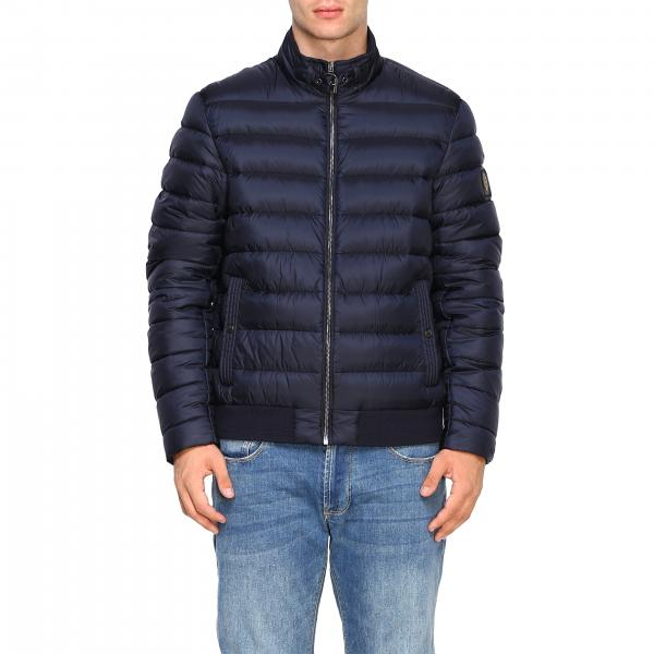Belstaff Circuit quilted jacket in nylon