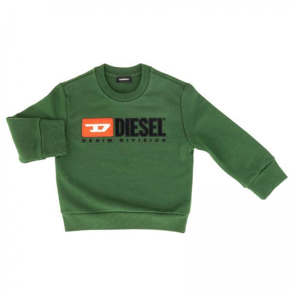 Sweat à col rond Diesel avec logo