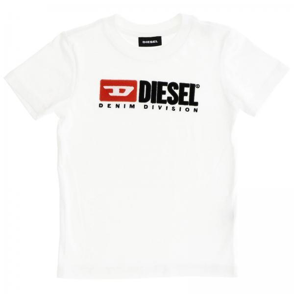 T-shirt Diesel à manches courtes avec impression