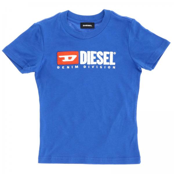 Diesel short-sleeved T-shirt with print