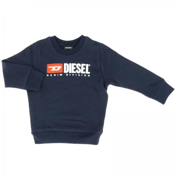 Diesel crew neck sweatshirt with logo
