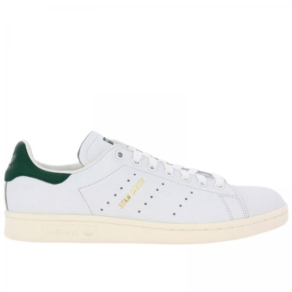 Stan Smith Adidas Originals Sneakers aus glattem Leder