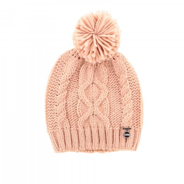 Colmar 毛球装饰羊毛帽子