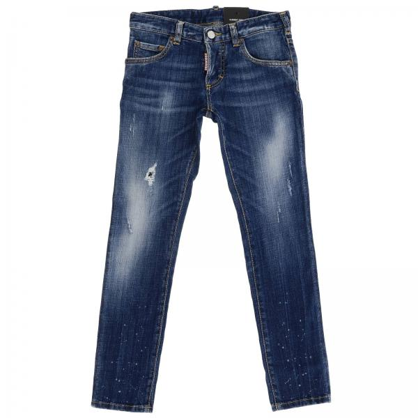 Jeans Dsquared2 Junior DQ01Q3 D00VU