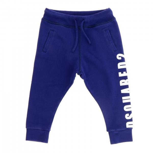 Pantalone Dsquared2 Junior DQ03MH D00W0