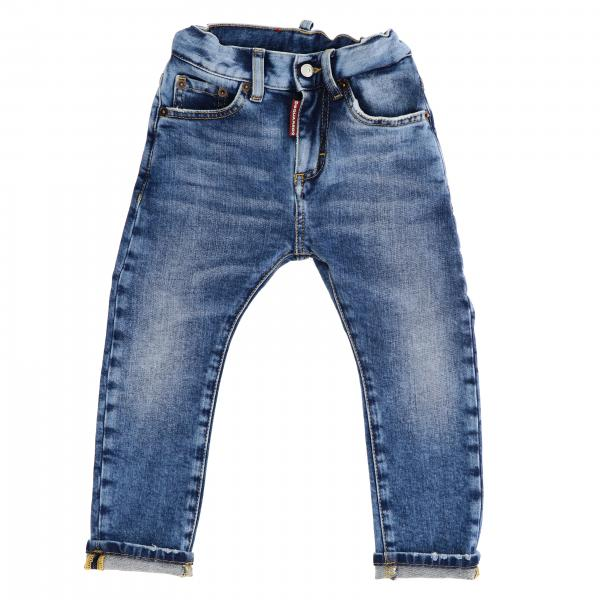 Jeans Dsquared2 Junior DQ01TC D00VT