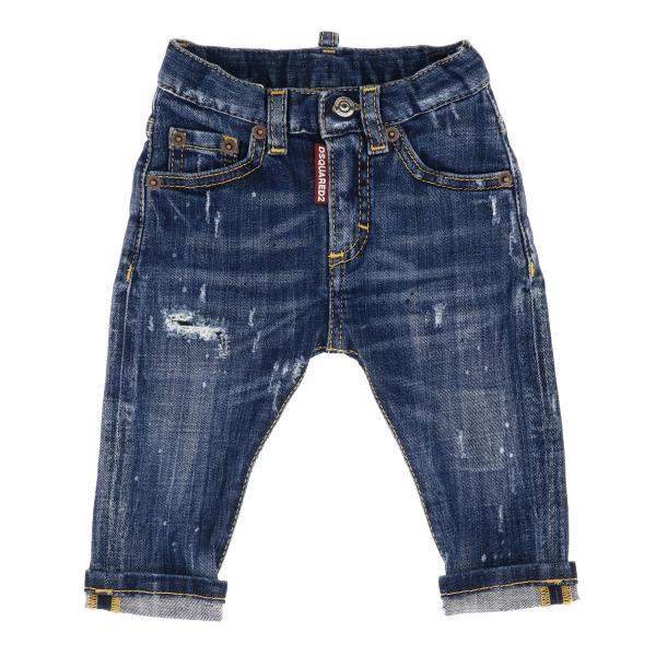 Jeans Dsquared2 Junior DQ01TC D00VQ