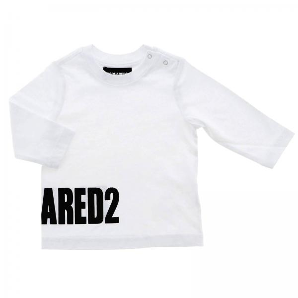 Dsquared2 long-sleeved T-shirt with logo