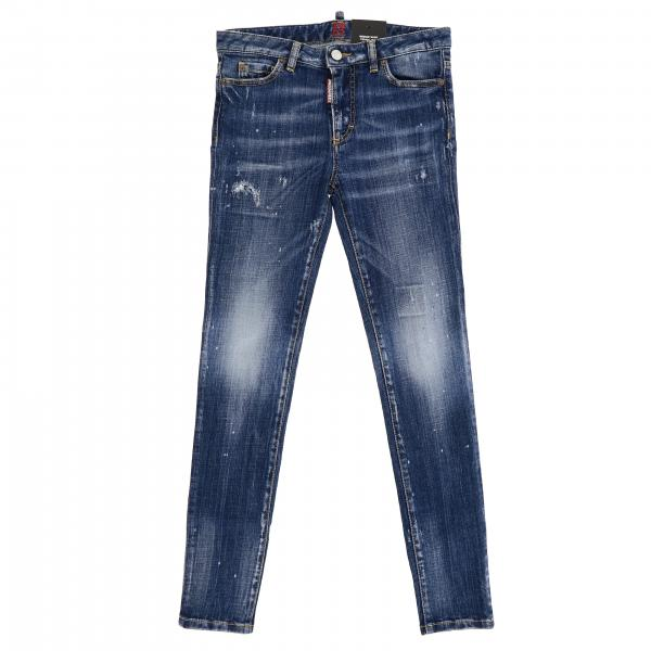 Jeans Dsquared2 Junior DQ01DX D00VQ