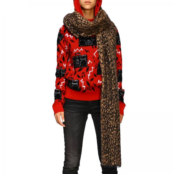 Scarf Saint Laurent 583625 4YC85