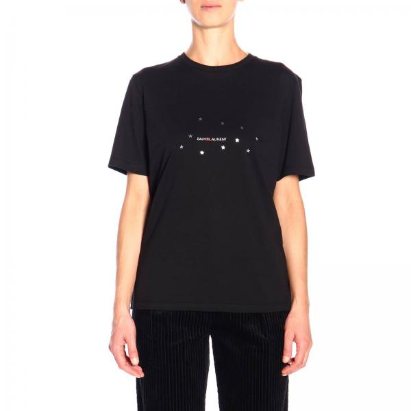 T-shirt women Saint Laurent