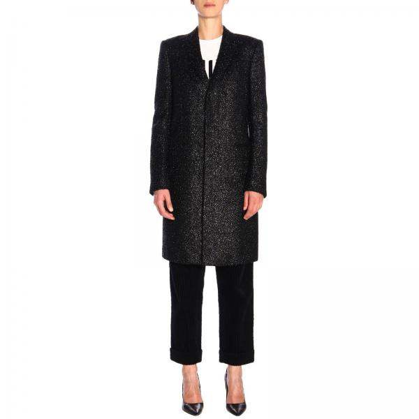 Coat Saint Laurent 552492 Y265V