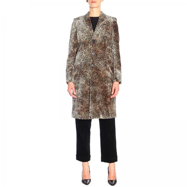 Cappotto leopardo